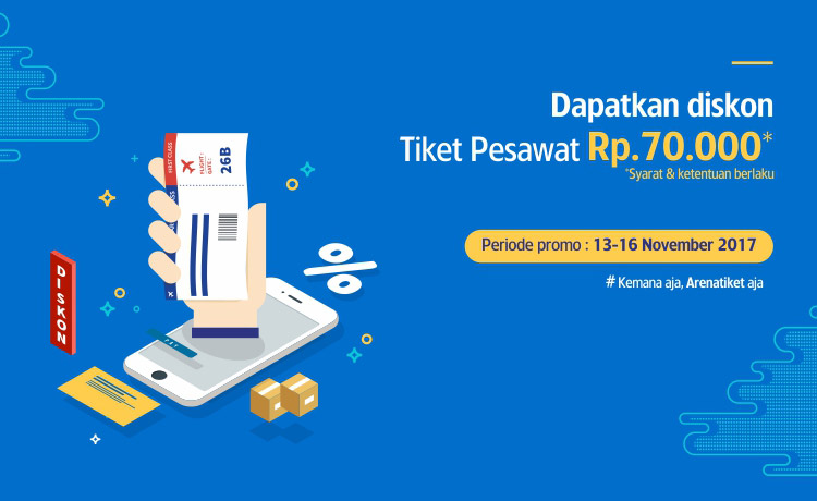 ArenaTiket  Cari Harga tiket pesawat murah online  Tiket pesawat