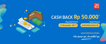 DOKU harbolnas Cash Back