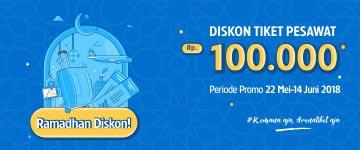 Ramadhan Discount Rp100ribu