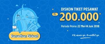 Ramadhan Discount Rp200 ribu